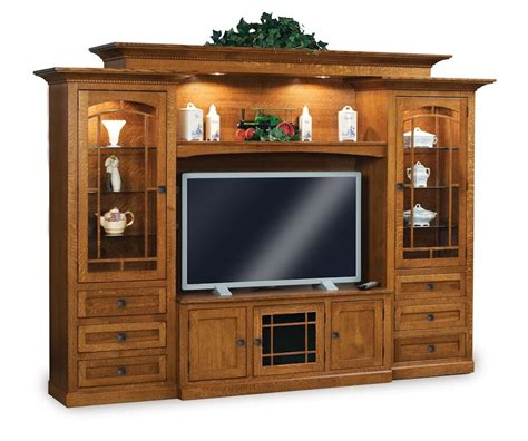 Solid-Wood-Entertainment-Unit