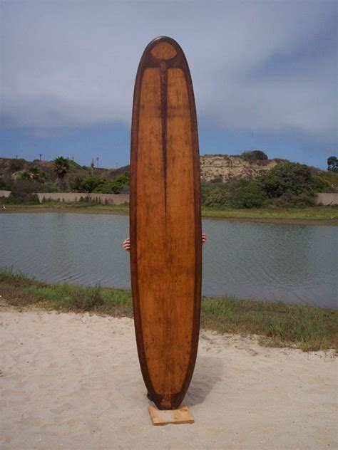 Solid-Wood-Surfboard-Plans
