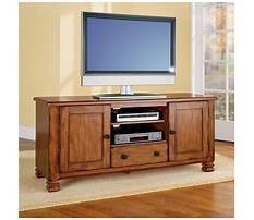 Best Solid wood tv media centers