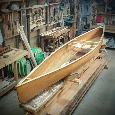 Solo-Wood-Canoe-Plans