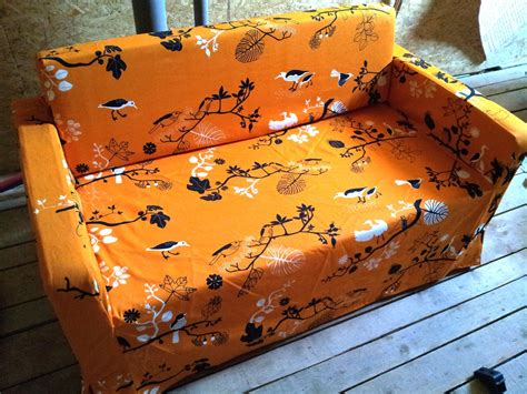 Solsta Sofa Bed Cover Diy