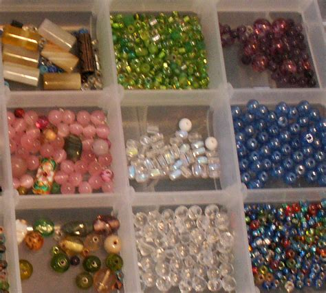 Some Special Jewelry Made With Different Kinds of Beads