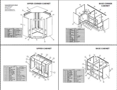 Sommerfeld-Cabinet-Plans