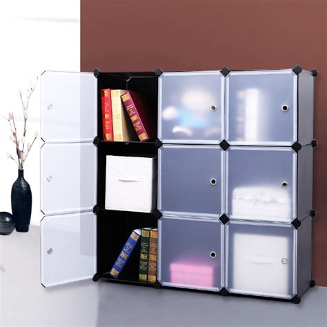 Songmics 3 Tier Diy Storage Cube