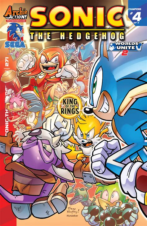 Sonic The Hedgehog  Sonic News Network  Fandom Powered .