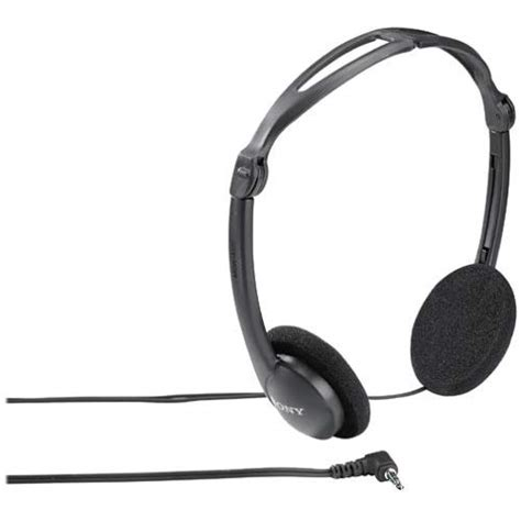 Sony MDR-A106LP Open-Air Headphones with 30 mm Drive Unit (Discontinued by Manufacturer)