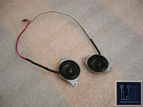 Sony Vaio VGN-CR Series Left and Right Speaker Set