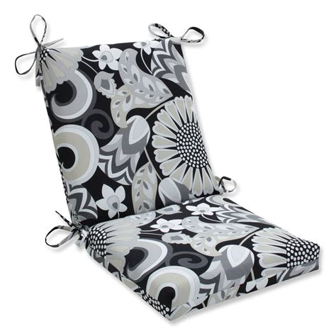 Sophia Squared Corner Indoor Outdoor Dining Chair Cushion