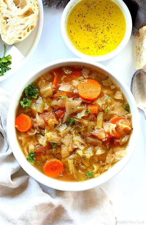 Soup Diets That Work Recipes