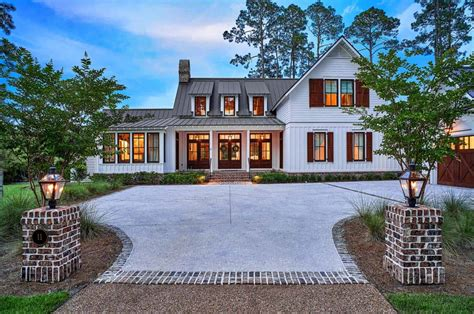 South Carolina Farm Home Plans