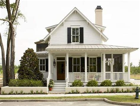 Southern Cottage Farmhouse Plans