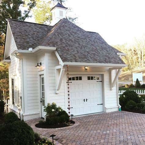 Southern Living Carriage House Garage Plans