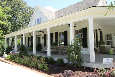 Southern Living House Plans With Side Porches With Windows