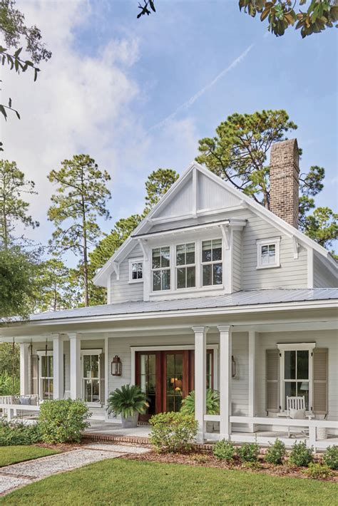 Southern Living Low Country Farmhouse Plans