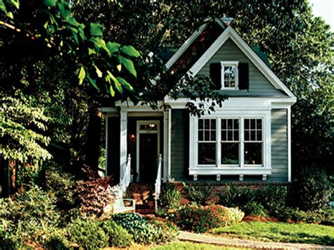 Southern Living Rustic Cottage Plans