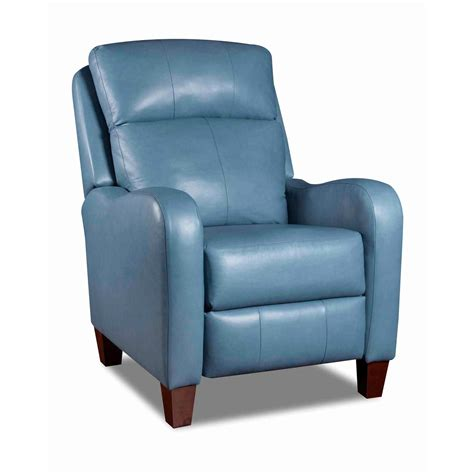 Southern Motion High Leg Leather Recliner