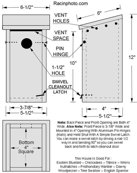 Southern-California-Bird-House-Plans