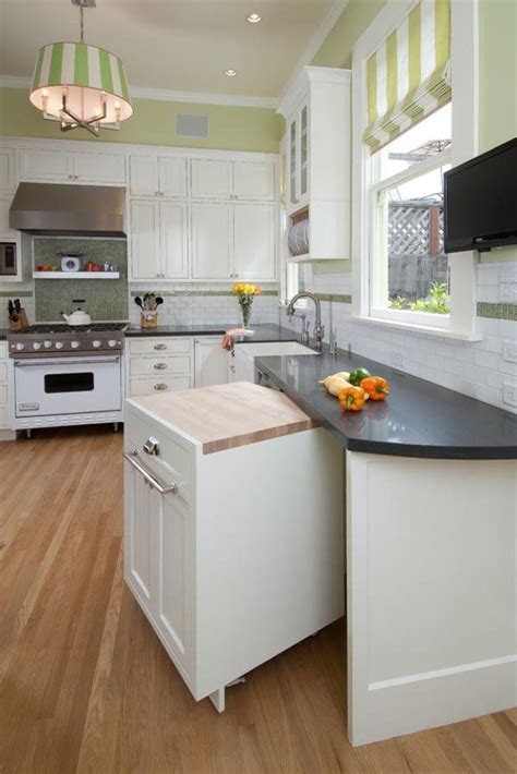 Space Saver Ideas Small Kitchen
