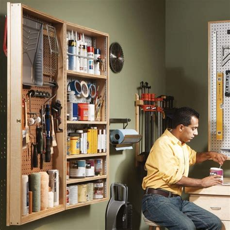Space-Saving-Woodworking-Shop