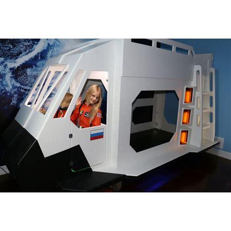 Space-Shuttle-Bunk-Bed-Plans