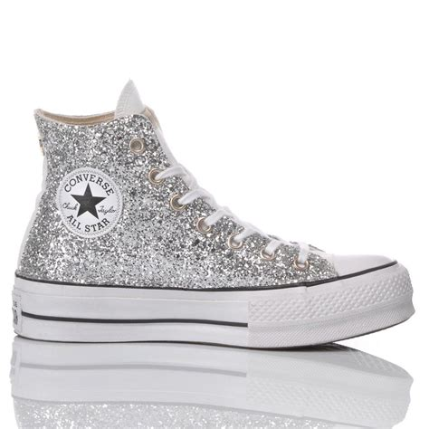 Sparkling Converse Sneakers