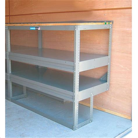 Spartan Truck Shelving Units
