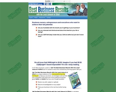 [click]speed Study Book - Get The Best Business Results With The .