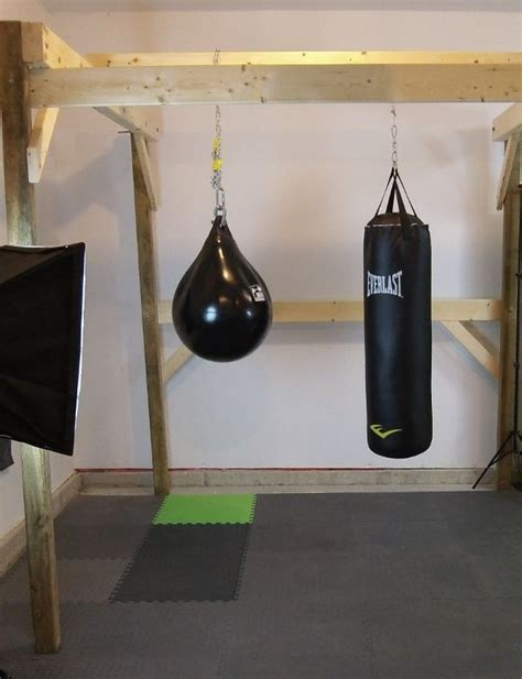 Speedbag Diy Hanger
