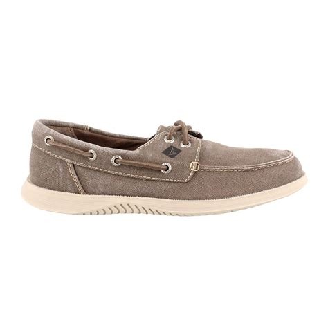 Sperry Men's, Defender 2 Eye Boat Shoe Stay Comfortable on Board with These bo