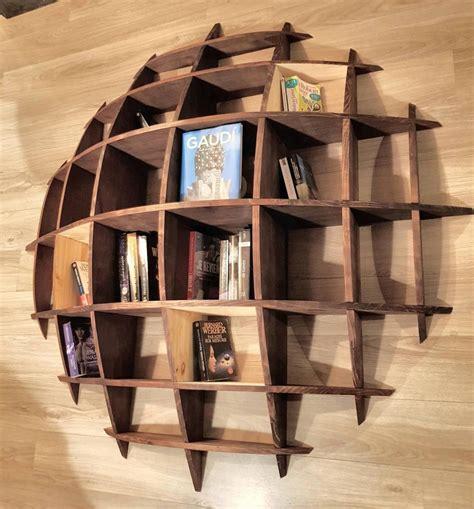 Sphere-Bookshelf-Plans