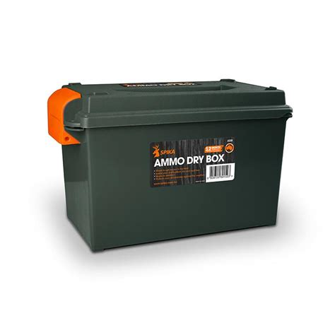Spika Ammo Dry Box And Tactical Ammo Box