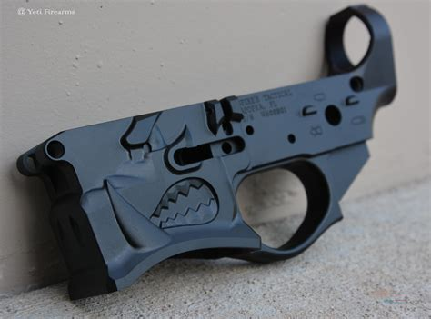 Spikes Tactical Warthog Ar15 Billet Lower Receiver 5 56mm And Savage Long Range Rifle