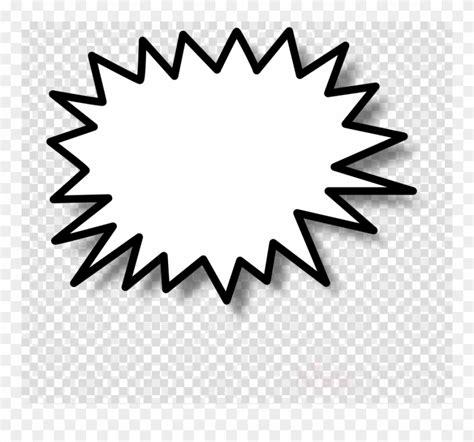Spiky Speech Bubble