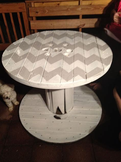 Spindle Table Diy Design