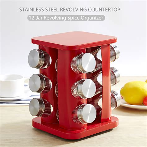 Spinning-Spice-Rack-Plans