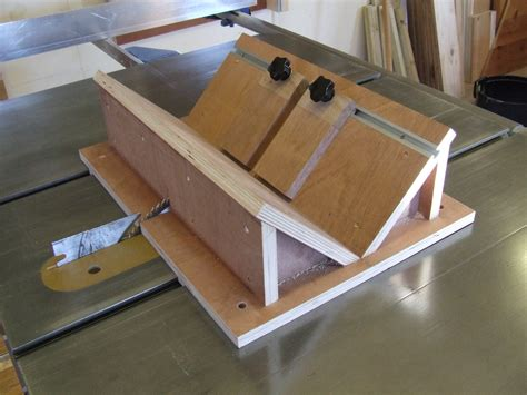Spline Jig Woodworking Plans