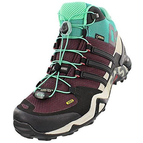 Sport Performance Women's Terrex Fast R Mid GTX W Textile, Rubber Hiking Boots