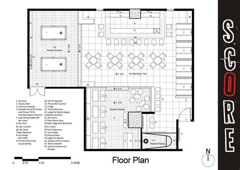 Sports-Bar-And-Grill-Floor-Plans