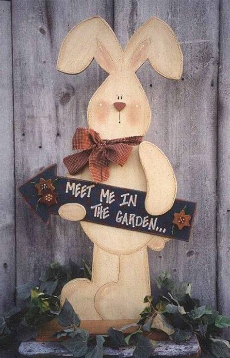Spring-Wood-Craft-Projects