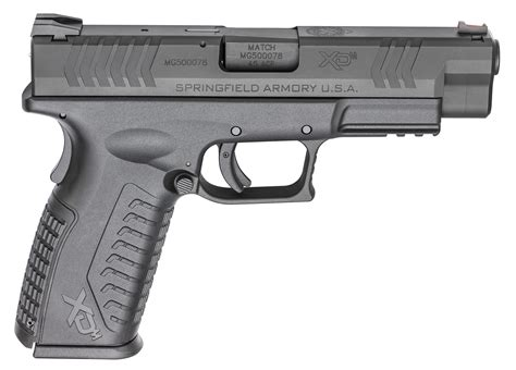 Springfield Armory 5 Xdg9545bhc Fs 45acp Reviews And Springfield Armory 9mm Range Officer Operator