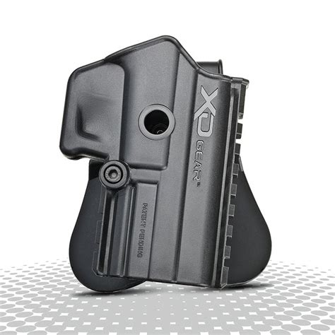 Springfield Armory Paddle Holster And Springfield Armory Xd Attachments