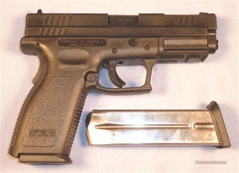 Springfield Armory Xd Ported Barrel And Springfield Xd 40 Trigger Adjustment