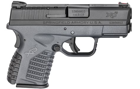 Springfield Xd 9mm 3 Essential Package And Springfield Xd Combat Duty Carry