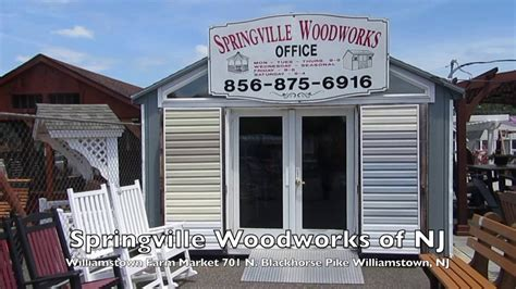 Springville-Woodworks-Williamstown-Nj