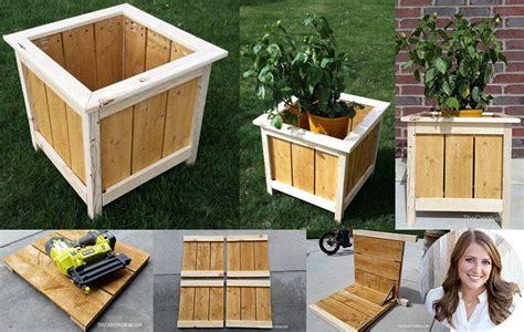 Square-Cedar-Planter-Box-Plans