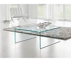 Best Square lucite coffee tables