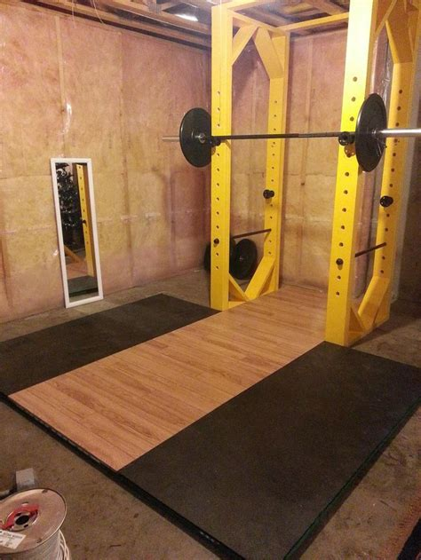 Squat Rack Platform Diy Ikea