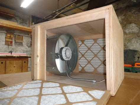 Squirrel Cage Dust Collector Plans