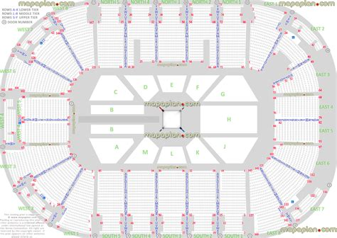 Sse Arena Belfast Seating Plan Boxing