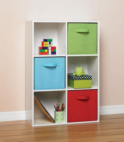 Stackable-6-Cube-Organizer
